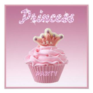 Princesa Cupcake & festa de aniversário dos