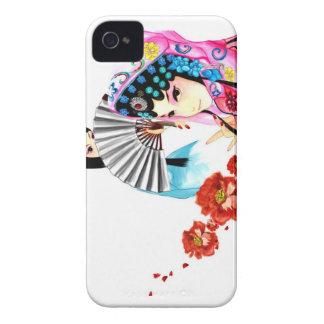 Princesa de China Capa iPhone 4 Case-Mate