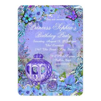 Princesa festa de aniversário do conto de fadas