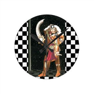 Princesa Guerreiro CricketDiane da estrela da Relógios Para Paredes