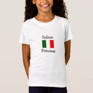 Princesa italiana t-shirts