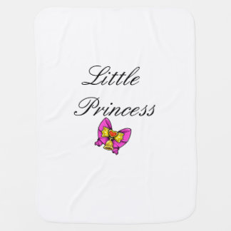 Princesa Mantas Para Bebe