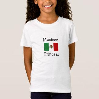 Princesa mexicana t-shirt