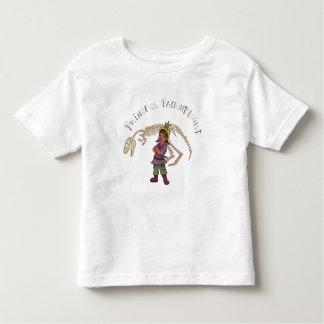 Princesa Paleontologist Tshirts