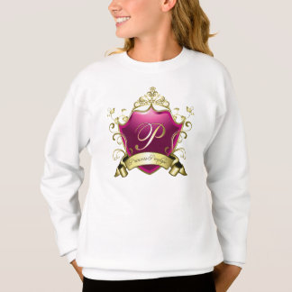 Princesa Penélope - camisola das meninas T-shirts