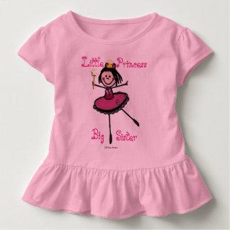 Princesa pequena tshirt