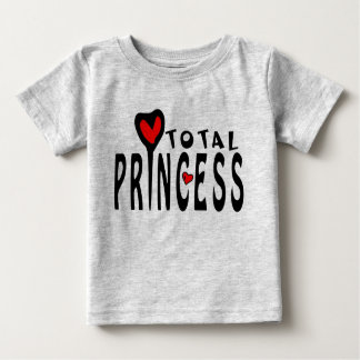 Princesa pequena tshirts