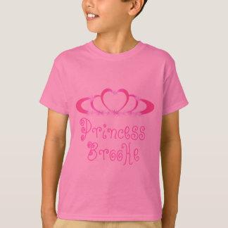 Princesa personalizada Camisa