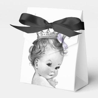 Princesa roxa chá de fraldas caixinha de lembrancinhas para festas