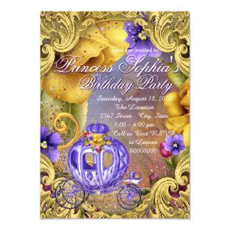 Princesa roxa festa de aniversário