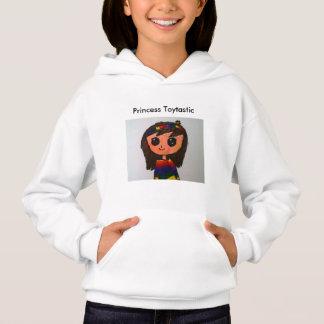 Princesa Toytastic Hoodie Camiseta