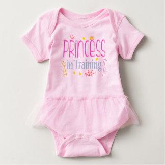 Princesa Treinamento Body Para Bebê