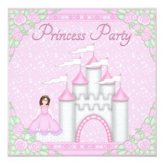 Princesa triguenha & princesa cor-de-rosa Partido