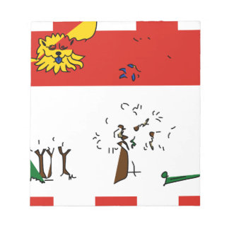 Príncipe-edward-ilha-Bandeira Caderno