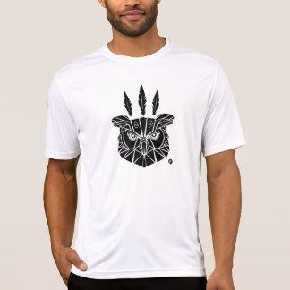 Prisma da coruja tshirts