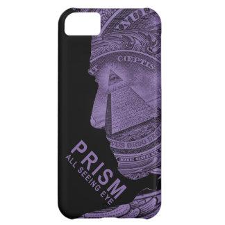 PRISMA - todo o olho de vista - roxo Capa Para iPhone 5C
