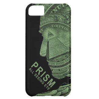 PRISMA - todo o olho de vista - verde Capa Para iPhone 5C