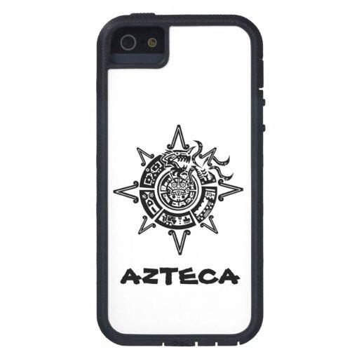 PROCTETOR PARA CELULAR IPHOPE 5 AZTECA CAPA iPhone 5 Case-Mate