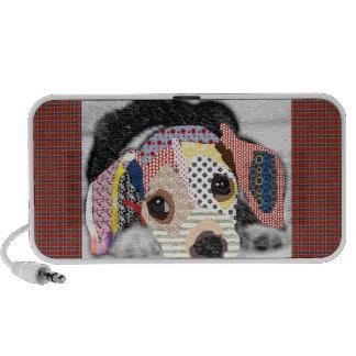 Produto personalizado caixinhas de som para viagem