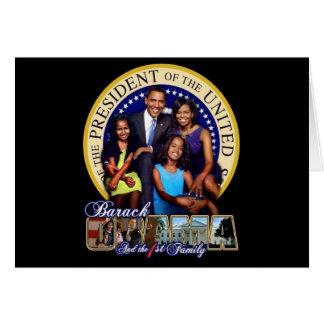 Produtos comemorativos presidenciais cartão comemorativo