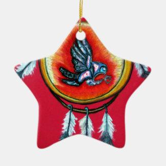 Produtos de Pari Chumroo Ornamento De Cerâmica Estrela