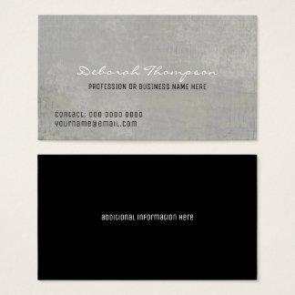 profissional elegante envelhecido do fundo cartão de visitas