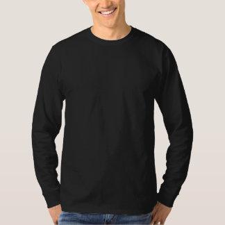 Projete seu próprio preto t-shirt
