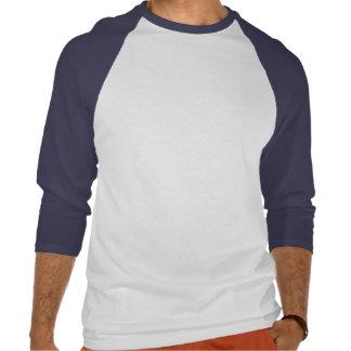 Projete seus próprios branco e azuis marinhos camisetas