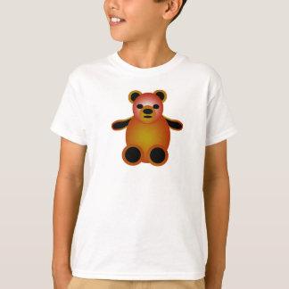 Projeto do tshirt das crianças