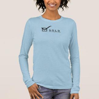 Projeto fêmea do Tshirt