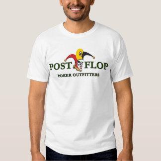 Promocional do falhanço do cargo t-shirt