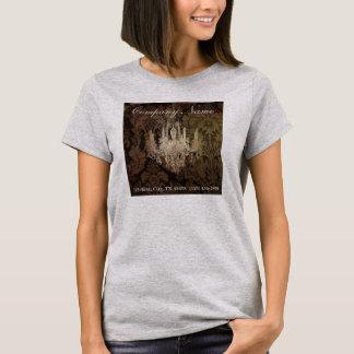 promocional elegante do vintage do candelabro do camisetas