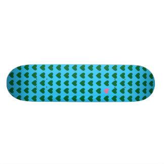proscrito do amor shape de skate 20,6cm