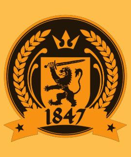 Protetor 1847 retro t-shirt