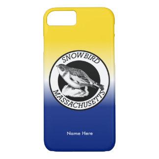 Protetor do Snowbird de Massachusetts Capa iPhone 8/7
