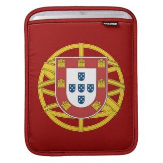 Protetor português bolsa de iPad
