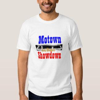 Prova final do gelo/dança de Motown Tshirts
