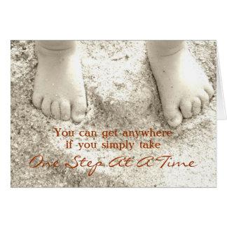 Provérbio inspirado no cartão
