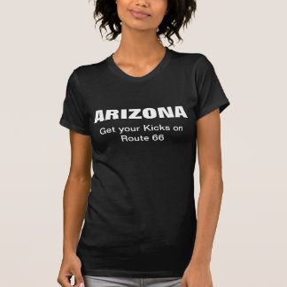 Provérbios da arizona t-shirt