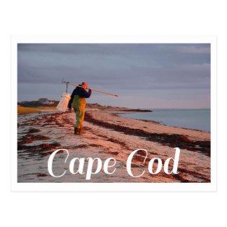 Provincetown, cartão de Massachusetts Cape Cod