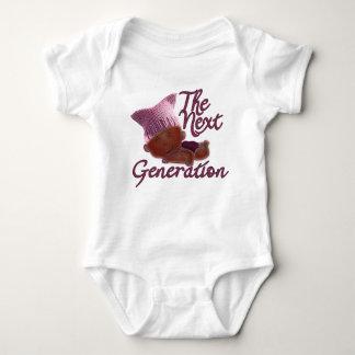 Próxima geração #3B feminista Tshirt