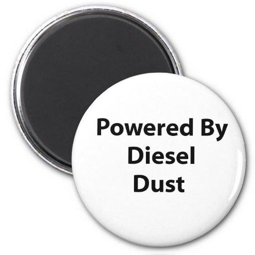 psto pela poeira diesel imã de geladeira