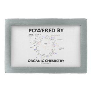 Psto pela química orgânica (ciclo de Krebs)