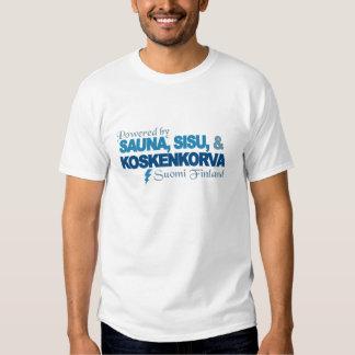 Psto pela sauna, camisa de Sisu & de Kossu - T-shirts