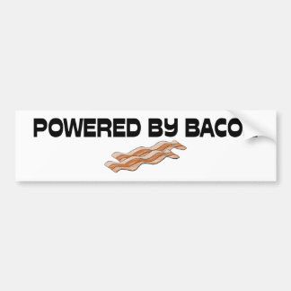 Psto pelo bacon adesivo para carro