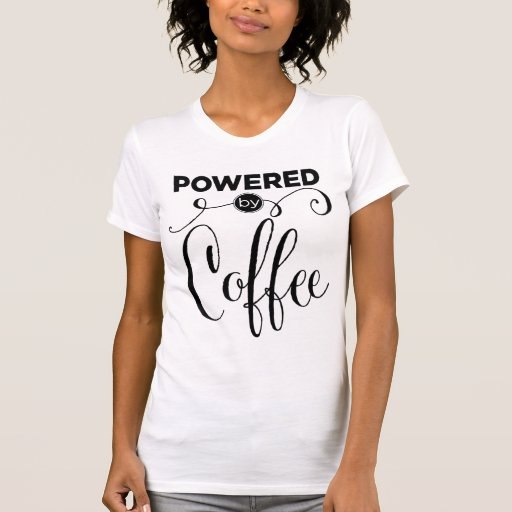 Psto pelo café t-shirt
