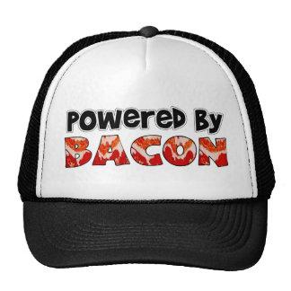 Psto pelo humor do bacon boné