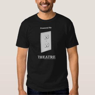 Psto pelo teatro t-shirts