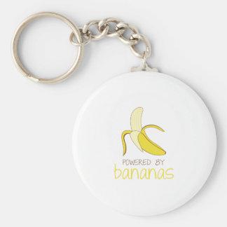 Psto por bananas chaveiro