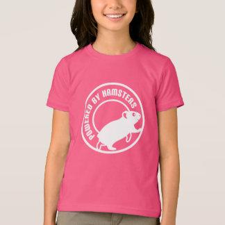 Psto por hamster camiseta